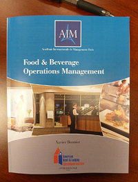 MANAGING SERVICE IN FOOD & BEVERAGE OPERATIONS
