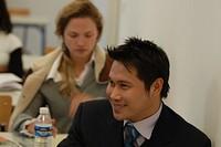 Students at AIM