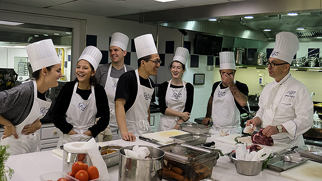 Introduction To Culinary Arts Br Offered By Aim