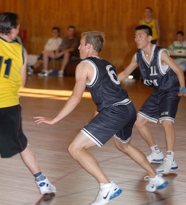 Le sport à l AIM