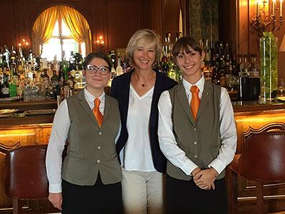 Mme Bergund SALEN, Responsable des stages et Relations entreprises