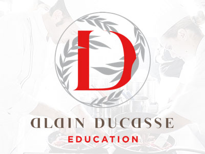 AIM and ALAIN DUCASSE EDUCATION work together to provide unique professional training in management, Culinary Arts, and Basic Patisserie.