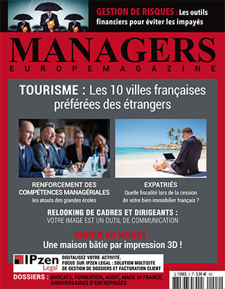 Managers Mai - juillet 2018